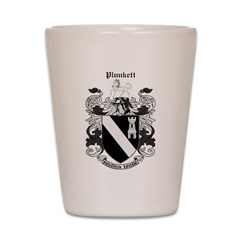 Plunkett Shot Glass
