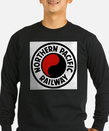 Northern Pacific Long Sleeve T-Shirt