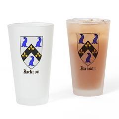 Jackson Drinking Glass