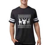 christmas deer gifts white T-Shirt