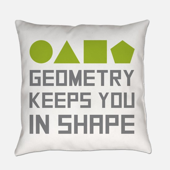 Cool Math Everyday Pillow