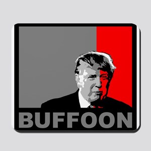 Trump/Drumpf: Buffoon Mousepad