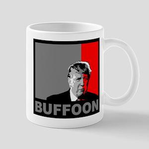 Trump/Drumpf: Buffoon Mugs