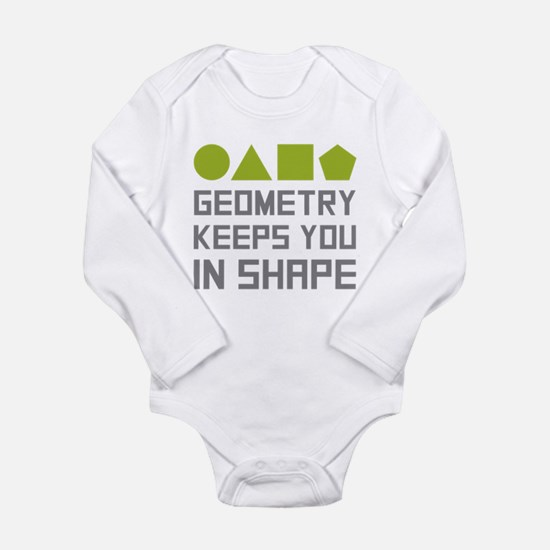 Geometry Shapes Body Suit