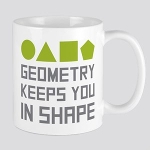 Geometry Shapes Mugs