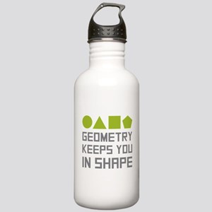 Geometry Shapes Stainless Water Bottle 1.0L