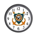 USS Terrell County (LST 1157) Wall Clock