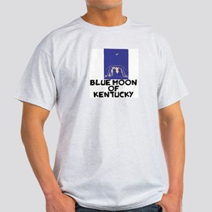 Blue Moon of Kentucky Light T-Shirt