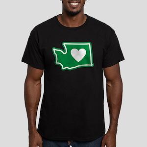Heart in Washington T-Shirt