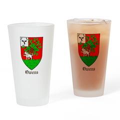 Owens Drinking Glass
