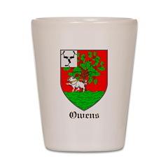 Owens Shot Glass