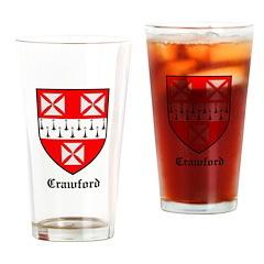 Crawford Drinking Glass