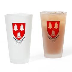 Porter Drinking Glass