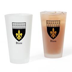 Dixon Drinking Glass