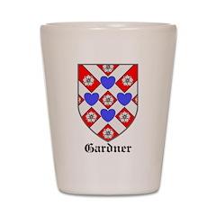 Gardner Shot Glass