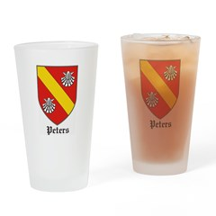 Peters Drinking Glass