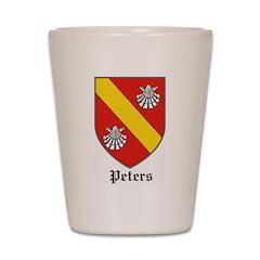 Peters Shot Glass