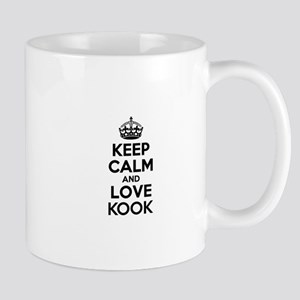 Keep Calm and Love KOOK Mugs