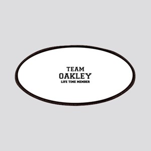 Team OAKLEY, life time member Patch