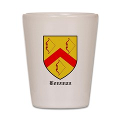 Bowman Shot Glass