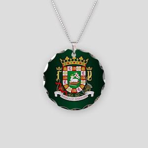 Puerto Rico COA Necklace