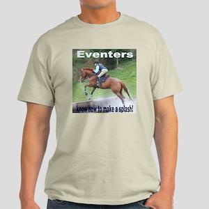 Event Horse Jumping Light T-Shirt