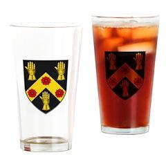 Hopkins Drinking Glass