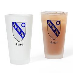 Lowe Drinking Glass
