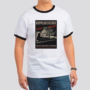 Vintage picture - Doppeldeckzuge T-Shirt