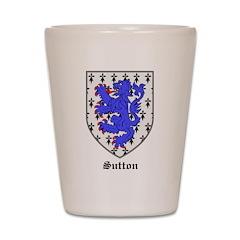 Sutton Shot Glass