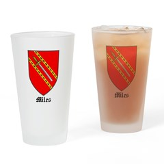 Miles Drinking Glass