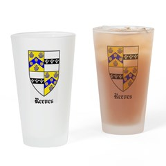Reeves Drinking Glass