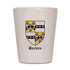 Reeves Shot Glass