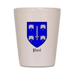 Paul Shot Glass
