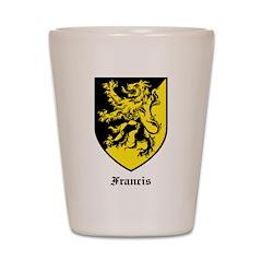 Francis Shot Glass