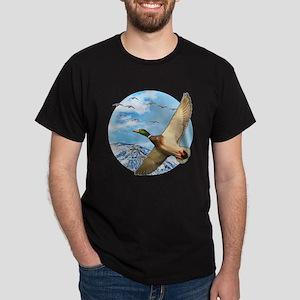 Waterfowl 2 Dark T-Shirt