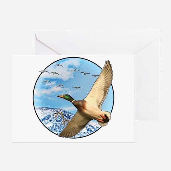 Waterfowl 2 Greeting Card