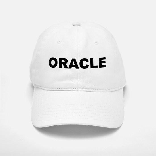 Oracle Baseball Baseball Cap