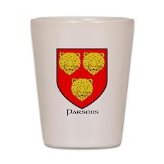 Parsons Shot Glass