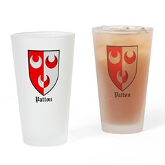 Patton Drinking Glass
