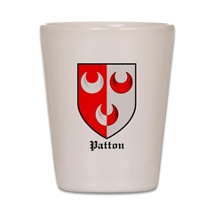 Patton Shot Glass