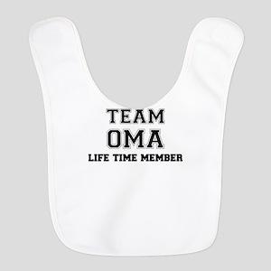 Team OMA, life time member Bib