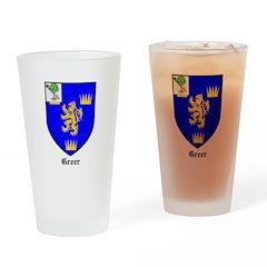Greer Drinking Glass