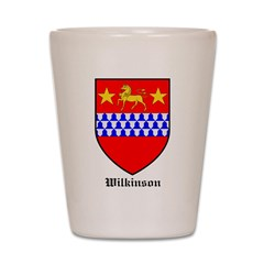 Wilkinson Shot Glass