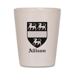Allison Shot Glass