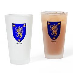 Short Drinking Glass