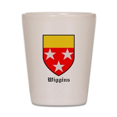 Wiggins Shot Glass