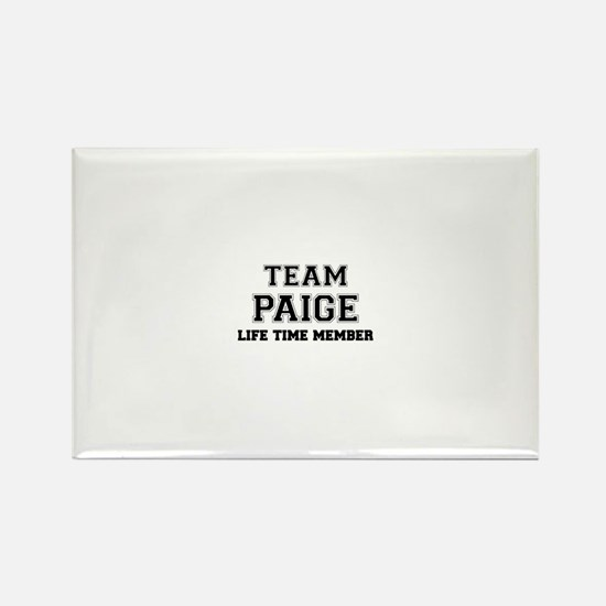 Team PAIGE, life time member Magnets