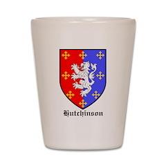 Hutchinson Shot Glass