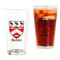 Hobbs Drinking Glass